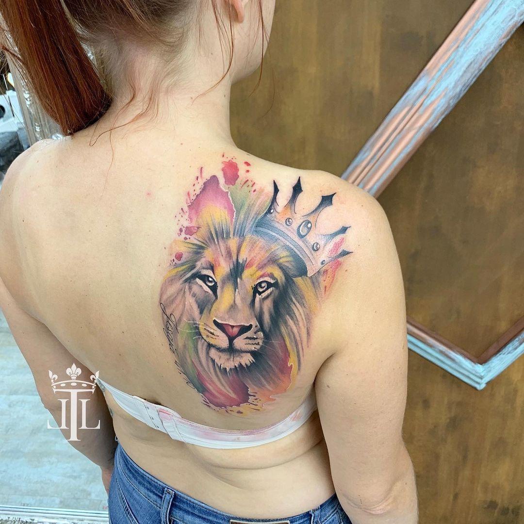 lion-color-tattoo